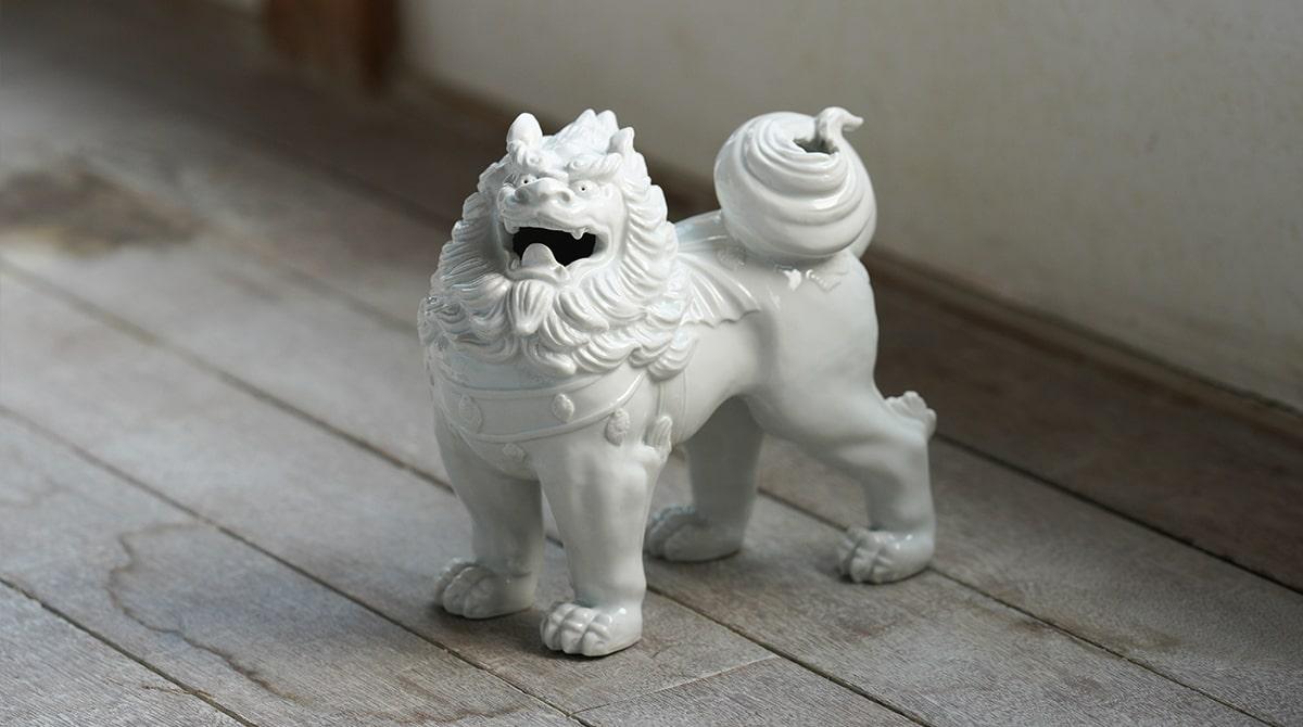 獅子の完成形はこちら